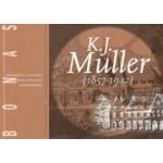 K.J. Muller (1857-1942). Sportcomplexen, Buitenplaatsen en Tuindorpen | Maarten Piek | 9789076643090 | BONAS