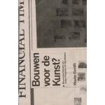 Bouwen voor de kunst? Museum architectuur van Centre Pompidou tot Tate Modern | Wouter Davidts | 9789076714288