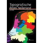 Topografische Atlas van Nederland. schaal 1:50.000 | Marcel Kuiper | 9789077350003