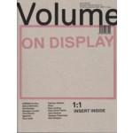 Volume 44. ON DISPLAY   9789077966440   Volume magazine   ARCHIS