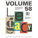 Volume 58. Legacy. plus supplement: Design in Unreal Times   9789077966686   ARCHIS