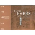 Henri Evers 1855-1929. Architect, geschiedschrijver, hoogleraar | Han Timmer | 9789080240124