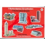 7 Rotterdam greats. Paper models | Oscar Parc | 9789081205337 | STRM