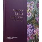 Stoffen in het interieur een handboek | Wilhelmine van Aerssen & Chris Halsey | 9789082683615 | Helene Lesger Books