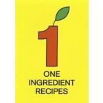 One Ingredient Recipes   Martijn in 't Veld   9789083016139   Happy Potato Press