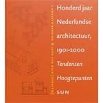 Honderd jaar Nederlandse architectuur 1901-2000 | S. Umberto Barbieri, Leen van Duin | 9789085066842
