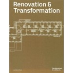 Renovation & Transformation | Vandkunsten | 9789187543715 | Arvinius + Orfeus