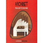 ARCHIBET. From Aalto to Zaha Hadid - 26 postcards by Frederico Babina | 9789460581410 | Luster