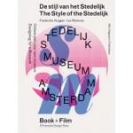 De stijl van het Stedelijk. Ontwerpen voor een museum. Boek + Film | Frederike Huygen, Lex Reitsma | 9789462080195
