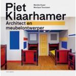 Piet Klaarhamer. Architect en meubelontwerper | Marijke Kuper, Monique Teunissen | 9789462081581