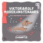 Viktor & Rolf Modekunsternaars. Een tekenboek voor kinderen. Met in de hoofdrol Zwaantje | 9789462084476
