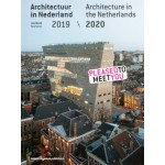Architectuur in Nederland jaarboek 2019 / 2020 | 9789462085558 | nai010