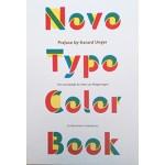 Novo Typo Color Book | Mark van Wageningen | 9789490913656Novo Typo Color Book | Mark van Wageningen | 9789490913656