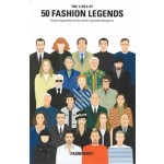 The Lives of 50 Fashion Legends. Visual biographies of the world's greatest designers | 9789887711025 | FASHIONARY