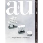 a+u 595. 2020:04. Computational Discourses | 9784900212497 | a+u magazine