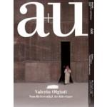 a+u 601 2020:10 Valerio Olgiati. Non-Referential Architecture | 9784900212565 | a+u magazine