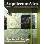 Arquitectura Viva 155. Spaniards In Europe. Emerging Offices Working Abroad | Arquitectura Viva magazine