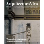 Arquitectura Viva 148. Transformaciones - The Second Life of Buildings | Arquitectura Viva magazine