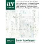 av proyectos 055. Dossier Junya Ishigami | av proyectos magazine