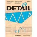 DETAIL 2021 09. Sports Facilities | DETAIL magazine