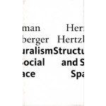 Structuralism and Social Space | Herman Hertzberger