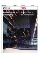 Architectuur in Nederland. Jaarboek 2004/05 | Anne Hoogewoning, Roemer van Toorn, Piet Vollaard, Arthur Wortmann | 9789056624309