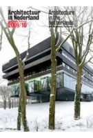 Architectuur in Nederland. jaarboek 2009/10 | Samir Bantal, JaapJan Berg, Kees van der Hoeven, Anne Luijten | 9789056627515