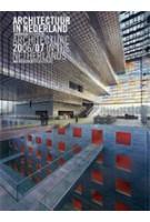 Architectuur in Nederland. Jaarboek 2006/2007 | Daan Bakker, Allard Jolles, Michelle Provoost, Cor Wagenaar | 9789056625818