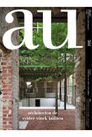 a+u 561. 17:06 architecten de vylder vinck tailleu | a+u magazine