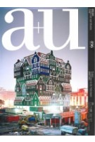 a+u 496 12:01. Architecture in The Netherlands 2000-2011 | a+u magazine
