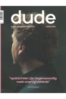 Dude dutch designers magazine herfst 2016 | nai booksellers