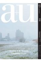 a+u 558 17:03. Herzog & de Meuron: Elbphilharmonie | a+u magazine