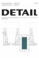 DETAIL 2018 10. Re-use Re-cycle | DETAIL magazine