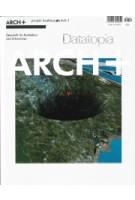 Arch+ 234. Datatopia | ARCH+ | 2000000049564