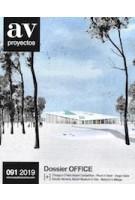 AV Proyectos 091. Dossier OFFICE | Arquitectura Viva