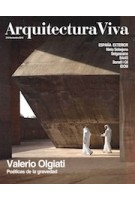 Arquitectura Viva 219. Valerio Olgiati