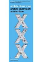 Architectuurkaart Amsterdam | Maaike Behm, Maarten Kloos, Birgitte de Maar | 9789076863245