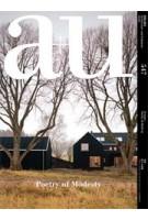 a+u 547 16:04 Poetry of Modesty | a+u magazine