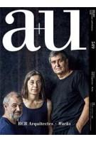 a+u 549 16:06 RCR Arquitectes - Works | a+u magazine