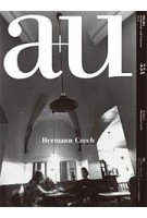 a+u 554. 16:11 Hermann Czech | a+u magazine