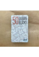 50 URBAN BLOCKS. Designing cards - Density Series   9788461794362   a+t research group