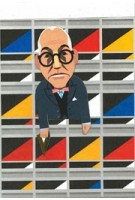 Artist pocket sketchbook: Le Corbusier | Noodoll