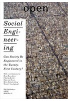 Open 15. Social Engineering | SKOR, Liesbeth Melis, Joride Seijdel | 9789056626655