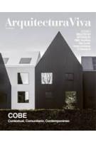 Arquitectura Viva 213. COBE | Arquitectura Viva magazine