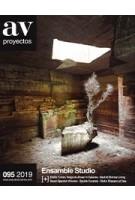 AV Proyectos 095 2019. Ensamble Studio | ARQUITECTURA VIVA