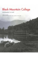 Black Mountain College. Experiment in Art | Vincent Katz (eds.) | 9780262518451 | The MIT Press