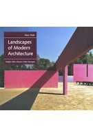 Landscapes of Modern Architecture. Wright, Mies, Neutra, Aalto, Barragán | Marc Treib | 9780300208412