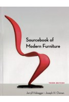 Sourcebook of Modern Furniture (third edition) | Jerryll Habegger, Joseph H. Osman | 9780393731705