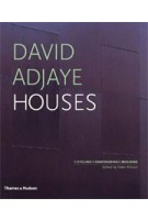 David Adjaye. Houses. Recycling Reconfiguring Rebuilding | Peter Allison | 9780500286319