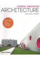 Material Innovation Architecture  | THAMES & HUDSON | 9780500291283